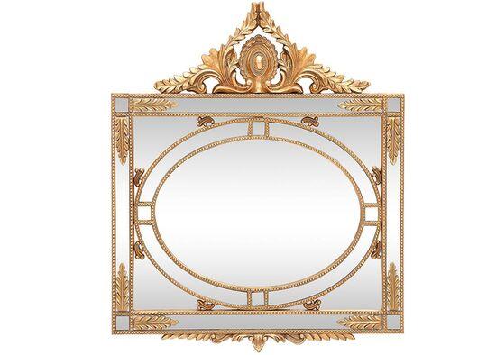 16F-627 AYNA GOLD 100x66x4.5cm(IC OLCU:75x55cm)