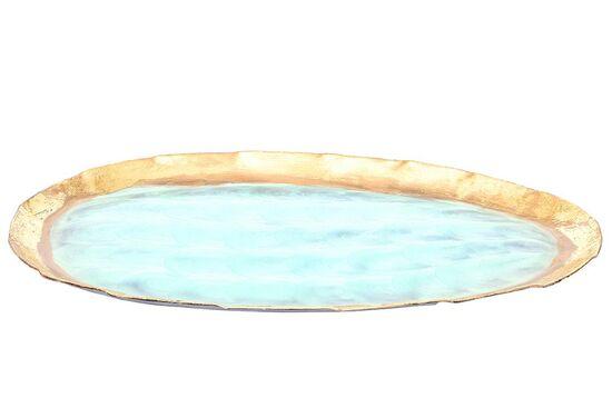 18195 DEKORATIF TEPSI 25.4x40.64cm