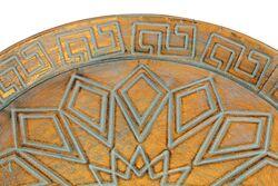 182852-A96 METAL SEHPA 56.5x56.5x58cm - Thumbnail