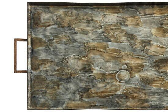 18719-IR-SM DEKORATIF TEPSI 28x49cm