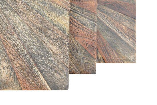 8516-8574-RAC-2301 UCLU ZIGON KAHVE 51x40x54cm