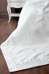 HOME SWEET HOME - ALYSSIA-2 BATTANIYE KREM 225x245cm