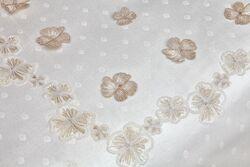 ALYSSIA PIKE TAKIMI KREM CK.250x260cm 3 PRC - Thumbnail