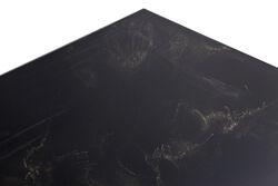 ANDER ORTA SEHPA SIYAH 120x120x45cm - Thumbnail