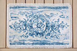 HOME SWEET HOME - ANDRESSA AMERIKAN SERVIS 35x50cm (HB)