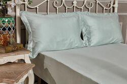 HOME SWEET HOME - ARIETTA DUZ CARSAF YESIL 240x260cm