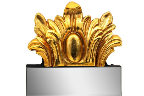 AYNA BETEL GOLD/BLACK 13x109cm