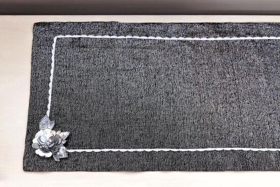 AZUL RUNNER SIYAH 40x140cm