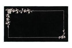 BLENTA PASPAS SIYAH 70x120cm - Thumbnail