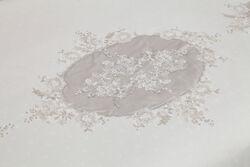 CASSILLA PIKE TAKIMI KREM CK.250x260cm 3 PRC - Thumbnail