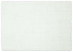 HOME SWEET HOME - COMFORT SHAGGY 001 1006 WHITE 80x150