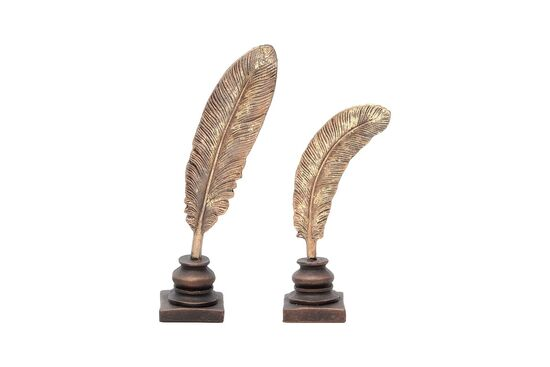 DEKORATIF TUY SET GOLD 7x25 cm - 7x30 cm