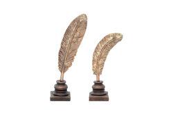 DEKORATIF TUY SET GOLD 7x25 cm - 7x30 cm - Thumbnail
