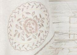 DREAMLINE HAVLU 30x50cm KREM - Thumbnail