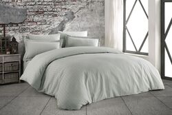 HOME SWEET HOME - GOFFY NEVRESIM TAKIMI CIFT 200x220 6 PRC YESIL