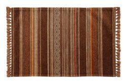 HOME SWEET HOME - INKA KILIM 0017 IN 01 BROWN TERRA 80x150