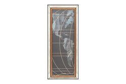 KERVAN - KRV-9422 HARITA AYNALI TABLO 40x95cm