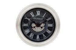 - KRV-9457 METAL CARKLI SAAT GUMUS CAP:60