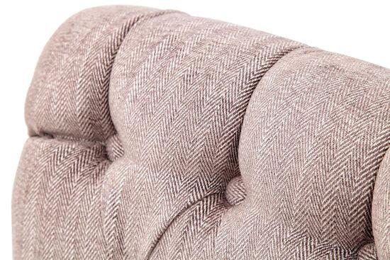 KULPLU SANDALYE PERMONT KOYU VIZON-KAHVE 48x60x100cm (ADO777)- (PJF4) (AKA)