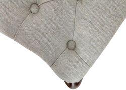 LALE SANDALYE AQUA-KAHVE 50x55x95cm (PJF22) - Thumbnail