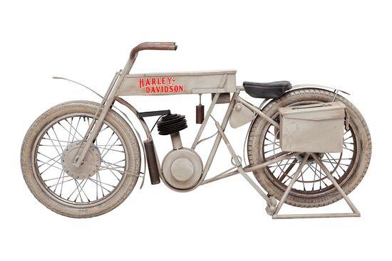 LG-54 HARLEY MOTORSIKLET BAR UNITESI 47x170x92cm