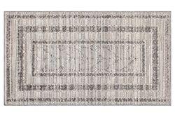LINQ 7432B HALI GRI - ANTRASIT 80x150 cm - Thumbnail