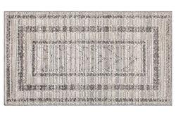KERVAN - LINQ 7432B HALI GRI - ANTRASIT 80x150 cm