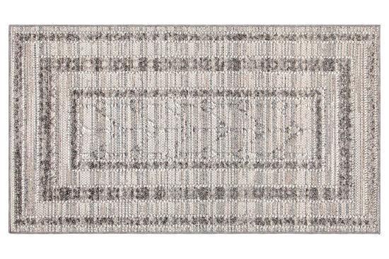 LINQ 7432B HALI GRI - ANTRASIT 80x150 cm