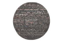 HSH-KRVN ORTAK - LINQ 7437B HALI A.GRI-ANTRASIT YUVARLAK 100cm