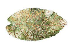 MAPLE YAPRAK TABAK 28cm(18516) - Thumbnail