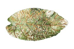 MAPLE YAPRAK TABAK 38cm(18517) - Thumbnail