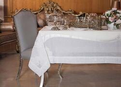 HOME SWEET HOME - MISTIQUE PECETE KREM-GÜMÜŞ 40x40cm