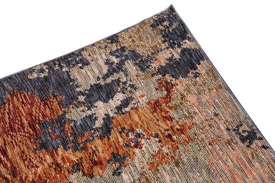 PALAZZO 6249 A HALI YESIL-KOYU MAVI 120x170cm