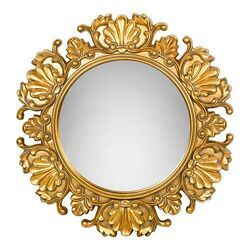 PU617 AYNA GOLD 105x4.5x105cm ( IC OLCU 66x66cm) 732XZ