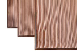 QUEEN 2 UCLU ZIGON 42x70x70cm-42x54x59cm-42x40x46cm - Thumbnail