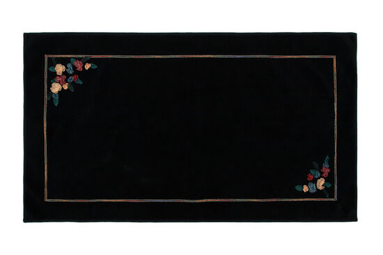 RENGAS PASPAS SIYAH 80x140cm