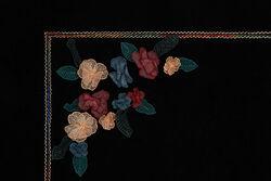 RENGAS PASPAS SIYAH 80x140cm - Thumbnail