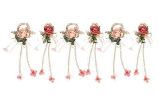 ROSE DREAM PECETE HALKASI 6 LI 23 cm