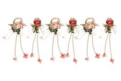 HOME SWEET HOME - ROSE DREAM PECETE HALKASI 6 LI 23 cm