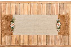 HOME SWEET HOME - ROSE NATUREL RUNNER 40x120cm