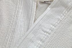 SHIQUE BORNOZ EKRU M/L BEDEN - Thumbnail