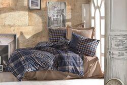 HOME SWEET HOME - SILVIO NEVRESIM TAKIMI CIFT 200x220cm 4 PRC