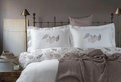 HOME SWEET HOME - STORY BATTANIYELI NEVRESIM TAKIMI EKRU 200x220cm 7 PRC