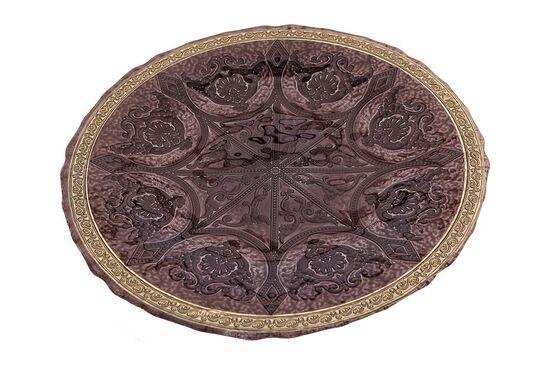 SYON TABAK MOR 34x2 cm (10620)