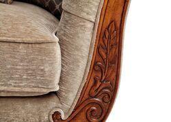 UCLU CHESTER KOLTUK YESIL 250x100x93cm (RAMONA) - Thumbnail