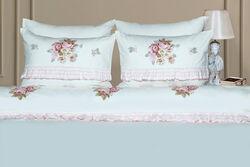 HOME SWEET HOME - ZELPES NEVRESIM TAKIMI KREM-PUDRA CK.200x220cm 6 PRC